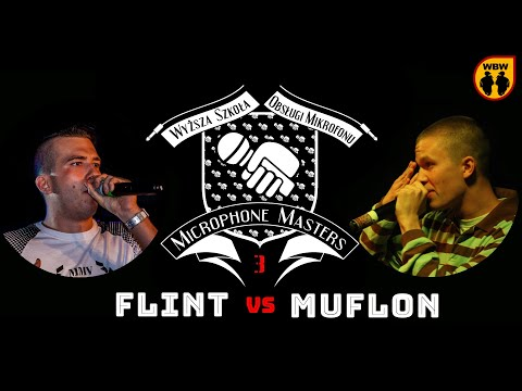 bitwa: MUFLON vs FLINT [Microphone Masters 3]