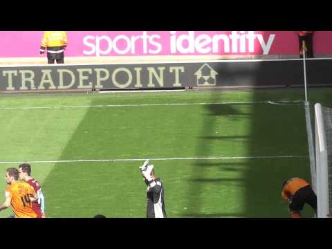 13-04-27 WW 1 Burnley 2 Nouha Dicko goal