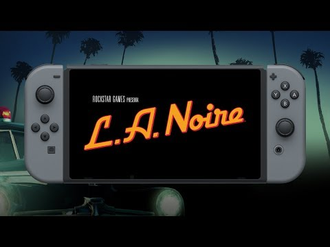 Trailer ufficiale di L.A. Noire per Nintendo Switch