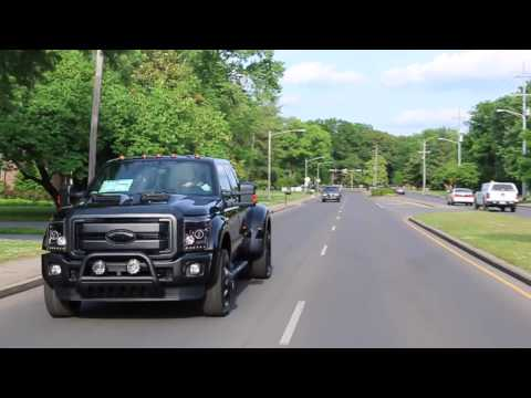 2014 Ford F450 Black Ops Truck Fully Loaded