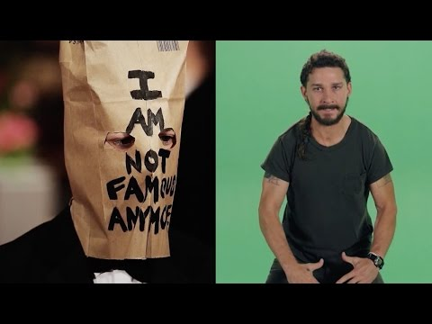 Top 10 Ridiculous Shia Labeouf Moments