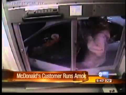 McDonald's Nugget Attack Video