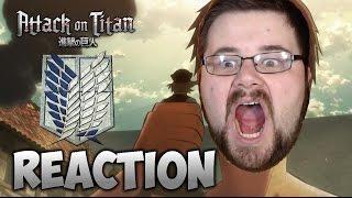 Attack on Titan - Episode 13 - Reaction