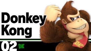 02: Donkey Kong – Super Smash Bros. Ultimate