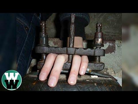 13 Most Brutal Torture Techniques Ever Devised