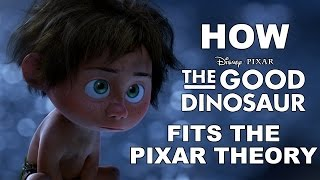 How The Good Dinosaur fits into The Pixar Theory