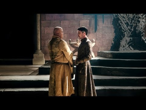 Varys vs Littlefinger in 'Game Of Thrones' Season 3, 