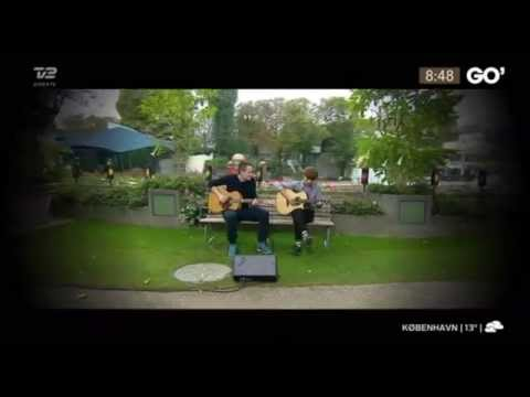(Good Morning Denmark) All Of Me - Sungha Jung & Casper Esmann