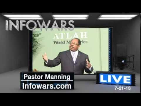 Pastor Manning