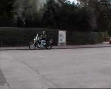 Honda VT125 Shadow Video