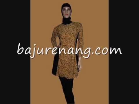 Muslimah Swimming Suits, BajuRenang com