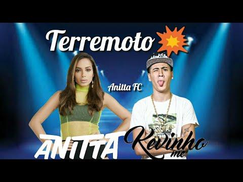 Anitta feat MC Kevinho - Terremoto Prévia  💃🔥