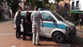 Festnahme von Aktivisten in Nienburg