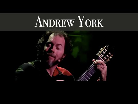 Andrew York plays Letting Go