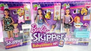 Nouvelle Barbie Skipper Babysitters Inc Jouets - Barbie Skipper Babysitters Toys Baby Stroller