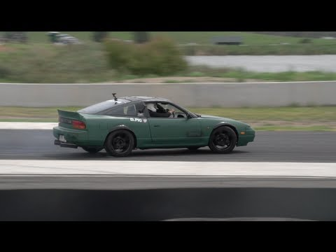 Mighty Car Mods 180SX Reveal