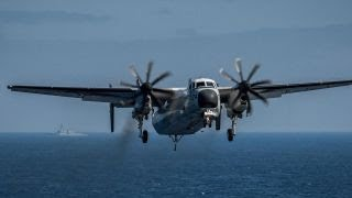 8 people rescued, 3 missing after Navy plane crash