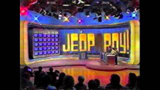 Jeopardy Think Music 1964 1975 1984 1997