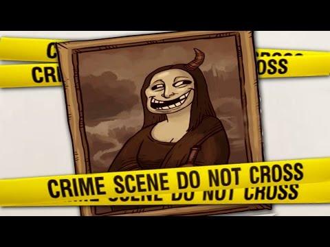FOREVER ALONE | Trollface Quest Internet Memes