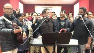 Happy Mothers Day. Aurat Ghar Ka Taaj Hai.. Song at Hamilton Satsang.