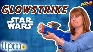 Solo: A Star Wars Story Nerf Glowstrike Chewbacca Blaster Review | Hasbro Toys & Games