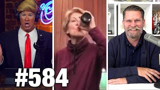 #584 DONALD TRUMP'S LWC TAKEOVER! | Gavin McInnes Guests | Louder with Crowder