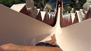 Tower of Power Water Slide at Siam Park