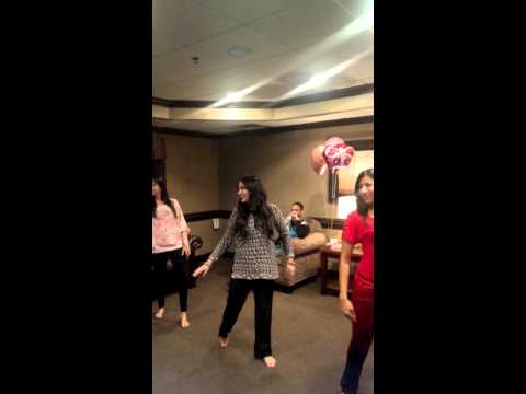 Angna Baby Shower - Dance Performance