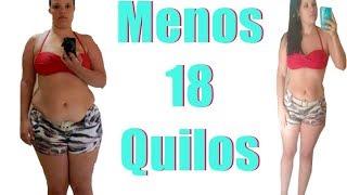 EMAGRECIMENTO - Perdi 18kg sem ser radical, sem exercício - Reeducação Alimentar