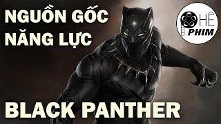 Black Panther - NGUỒN GỐC & SỨC MẠNH