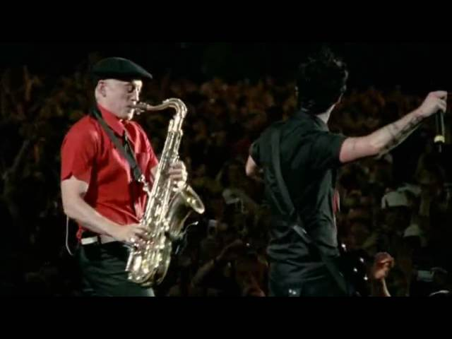 Green Day - Bullet in a Bible - Brain Stew - HD