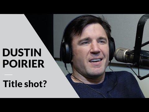 The case for a Dustin Poirier title shot