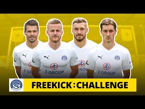 Freekick Challenge na Slovácku: Bájná levačka