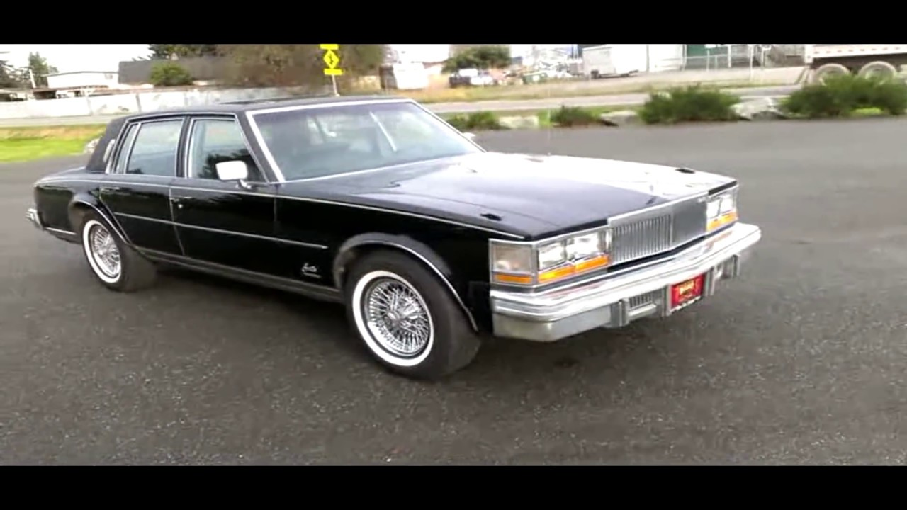 1978 cadillac seville youtube. Black Bedroom Furniture Sets. Home Design Ideas