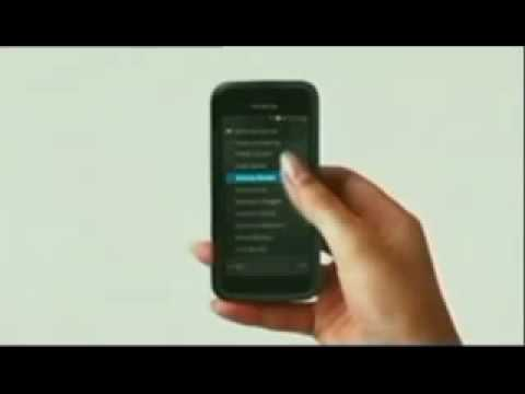 Nokia 5800 Tube XpressMedia Commercial