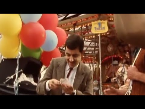 Mr Bean - Balloons for the Baby