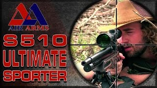 Air Arms South Africa - Ultimate Sporter Review