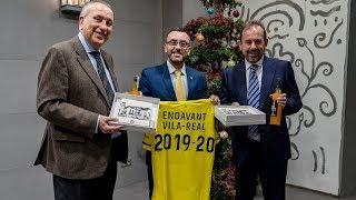 Endavant Vila-real brilla en el Estadio de la Cerámica