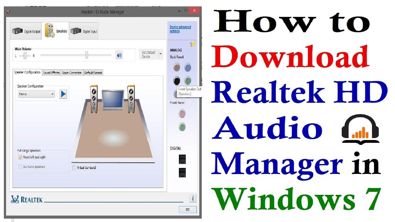 realtek ac97 audio driver xp free download
