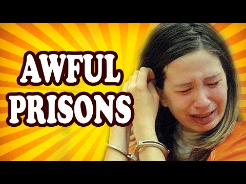 Top 10 Prisons It Would Totally Suck To Be Sentenced To