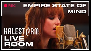 Watch Halestorm Empire State Of Mind video