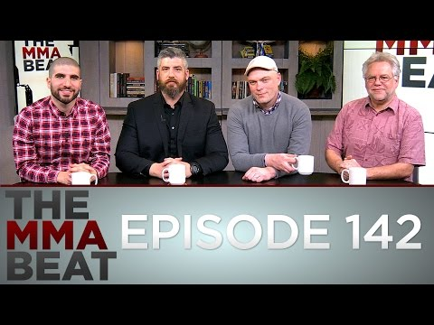 The MMA Beat: Episode 142