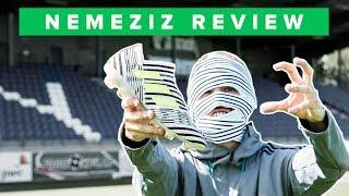 MADE OUT OF TAPE! - adidas Nemeziz 17+ Review