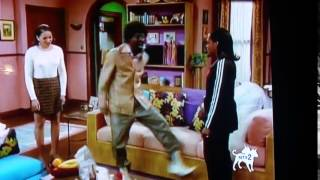 Martin lawrence dancing (walk thru)