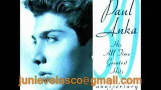 Watch Paul Anka It Doesnt Matter Anymore video