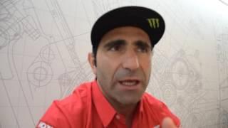 Eicma 2016: Interviste PreDakar 2017, Paulo Goncalves