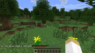 Playing Some RPG minecraft [S01-E02] - Over Powere
