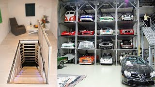 6 Unusual GARAGES that will Amaze you