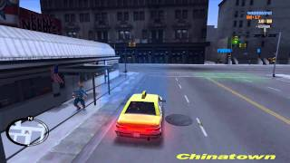 IV Hud for GTA III 1.0 beta