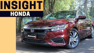Honda INSIGHT 2019 | El rival a VENCER, así de simple | Motoren Mx